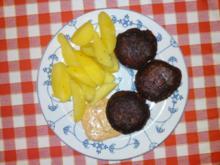 Hecht Fleischküchle - Rezept