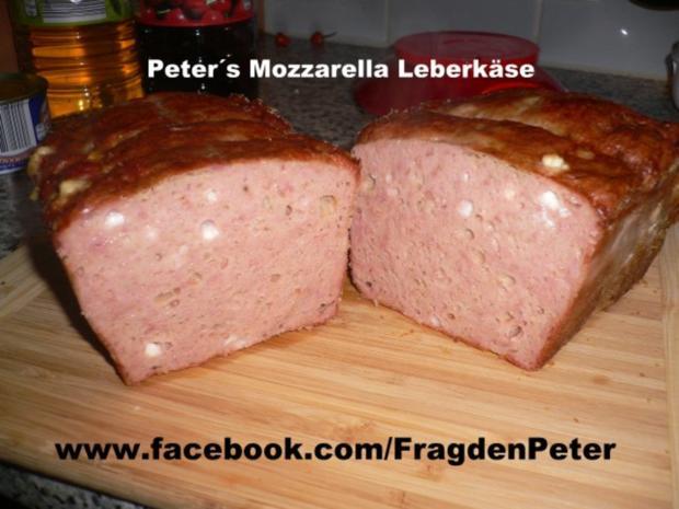 Peter`s Schafskäse - Leberkäse - Rezept