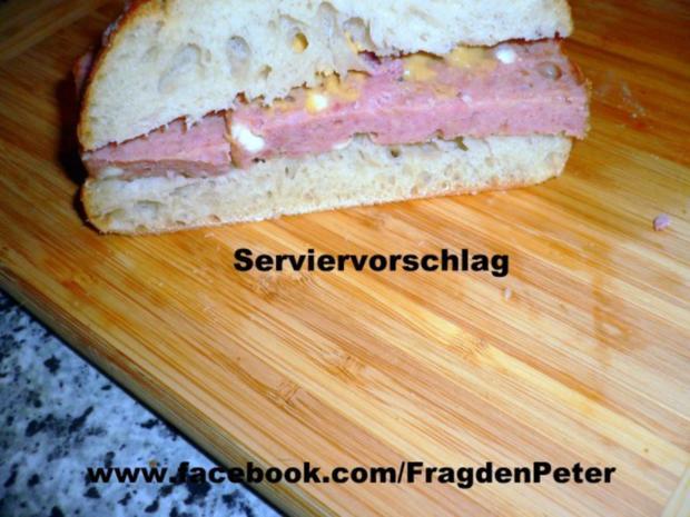 Peter`s Schafskäse - Leberkäse - Rezept - Bild Nr. 8