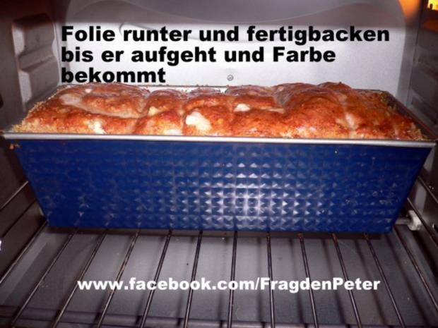 Peter`s Schafskäse - Leberkäse - Rezept - Bild Nr. 7