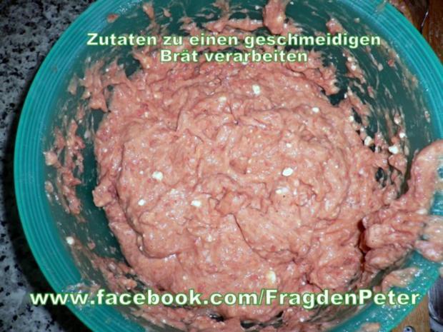Peter`s Schafskäse - Leberkäse - Rezept - Bild Nr. 3
