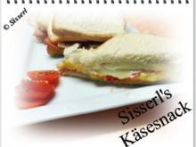 Sisserl's ~ Käsesnack - Rezept