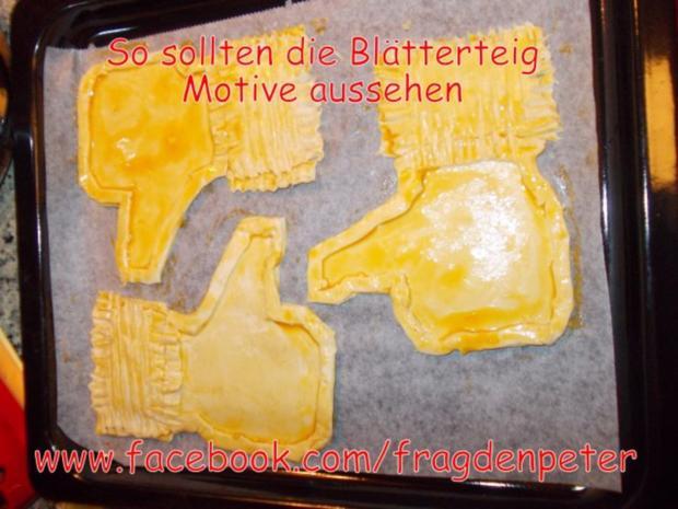 Blätterteig Dessert mit Eis und Früchten - Rezept - Bild Nr. 14