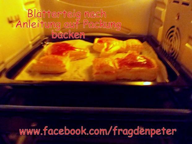 Blätterteig Dessert mit Eis und Früchten - Rezept - Bild Nr. 15