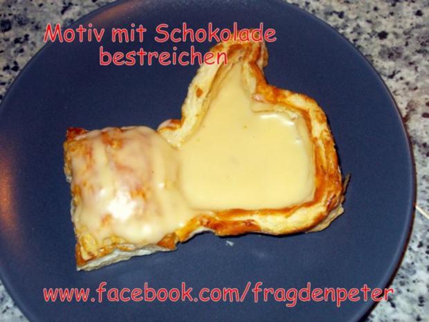 Blätterteig Dessert mit Eis und Früchten - Rezept - Bild Nr. 18