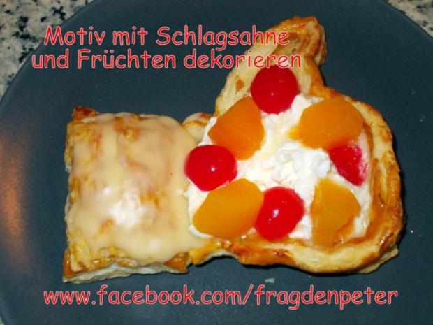 Blätterteig Dessert mit Eis und Früchten - Rezept - Bild Nr. 19
