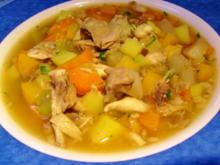 Spanischer Suppen-Topf - Rezept