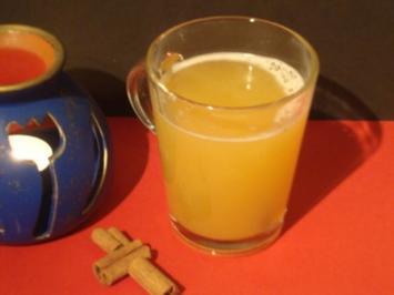 Heißer Cidre - Rezept