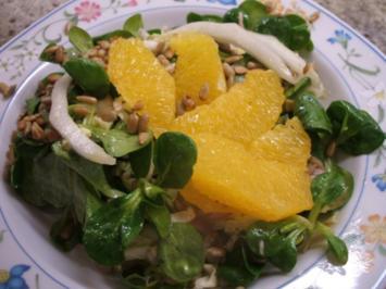Salat: Wintersalat - Rezept