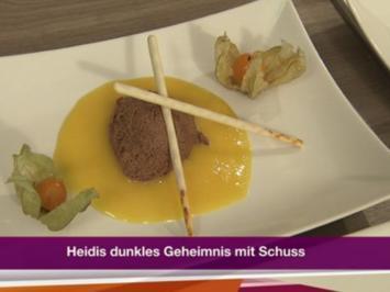 Heidis dunkles Geheimnis mit Schuss (Mona Stöckli) - Rezept