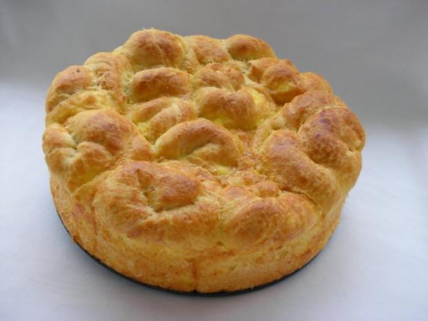 Bulgarisches Schafskäse Brot- Tutmanik - Rezept - Bild Nr. 19