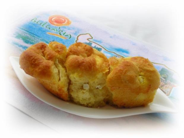 Bulgarisches Schafskäse Brot- Tutmanik - Rezept - Bild Nr. 21