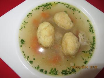 Suppeneinlage: Grieß-Nockerln - Rezept