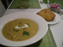 Mulligatawny-Soup - Rezept