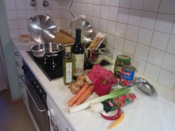 Spaghetti Bolognaise - Rezept