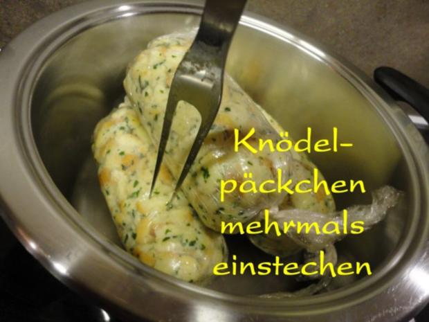 Servietten Knödel - meine Lieblingsvariante - Rezept - Bild Nr. 6