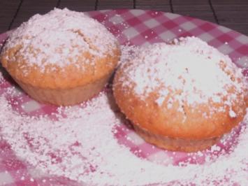 Backen: Peanutbutter-Muffins - Rezept