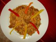 Bäuerliches Reisfleisch - Rezept