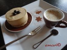 Cappucino - Törtchen - Rezept