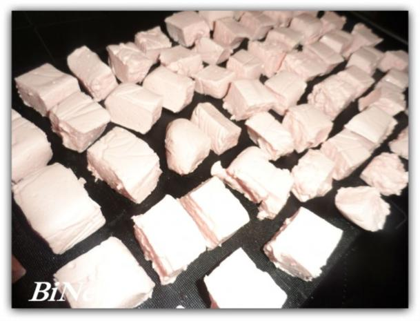 BiNe` S BLACK & WHITE MARSHMALLOWS - Rezept - Bild Nr. 10