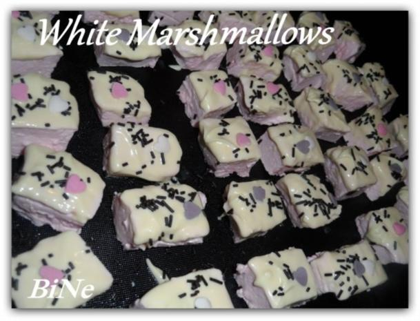 BiNe` S BLACK & WHITE MARSHMALLOWS - Rezept - Bild Nr. 11