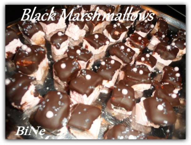 BiNe` S BLACK & WHITE MARSHMALLOWS - Rezept - Bild Nr. 12