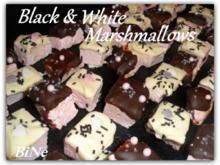 BiNe` S BLACK & WHITE MARSHMALLOWS - Rezept - Bild Nr. 2