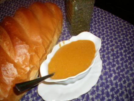 israelische linsensuppe - מרק עדשים - Rezept