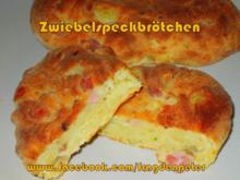 Linseneintopf mit Zwiebelspeckbrötchen - Rezept