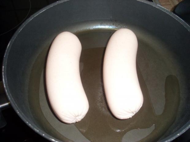 Fleischwurst mal anders - Rezept - Bild Nr. 4