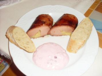 Rezept: Fleischwurst mal anders