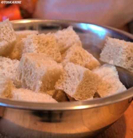 Knoblauchsuppe mit Croutons - Rezept - Bild Nr. 2