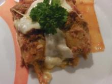 Erikas Thunfisch-Lasagne - Rezept