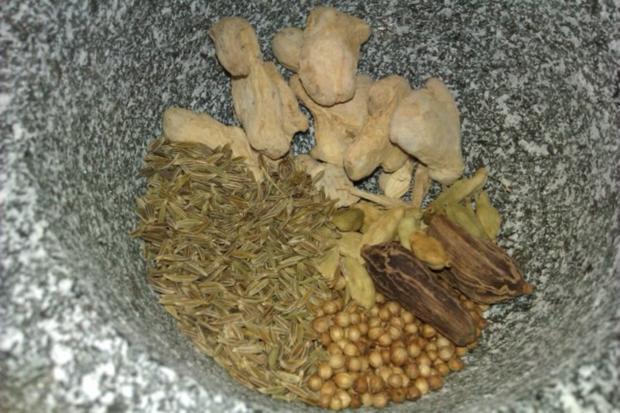Garam Masala - Rezept
