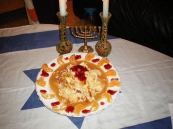 jüdischer lokshen kugel - Rezept