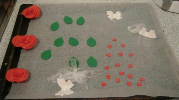 Geburtstagstorte-Wunderkuchen - Rezept - Bild Nr. 3