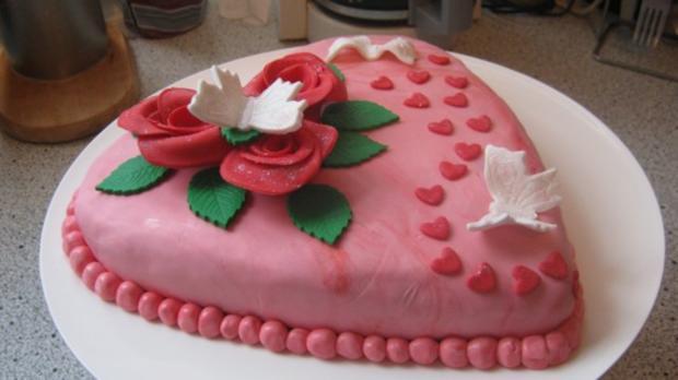 Geburtstagstorte-Wunderkuchen - Rezept - Bild Nr. 8