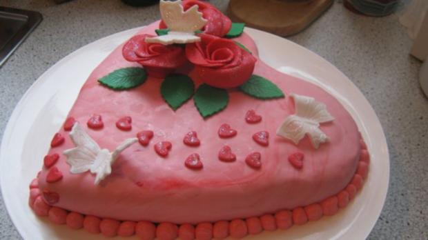 Geburtstagstorte-Wunderkuchen - Rezept - Bild Nr. 2