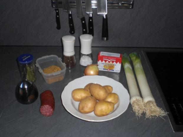 Lauch-Kartoffel-Eintopf - Rezept - Bild Nr. 2
