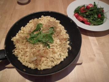 Rezept: Achim's Kässpatzen