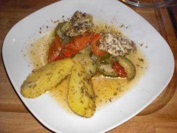 Zitronengemüse mit Huhn à la Linda - Rezept