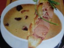 Maronensuppe - Rezept