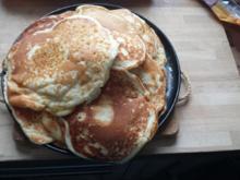 Super fluffige Pancakes - Rezept