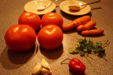 Habanero Salsa - Rezept
