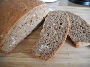 Brot & Brötchen : Ein anderes Brot - Rezept