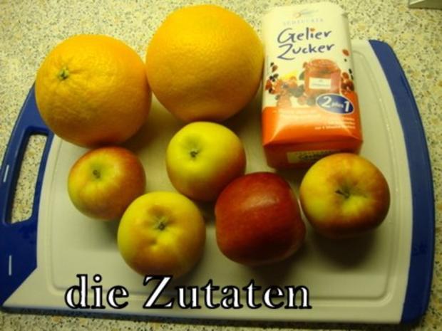 Grapefruit-Apfel Marmelade - Rezept - Bild Nr. 2