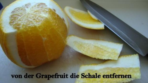 Grapefruit-Apfel Marmelade - Rezept - Bild Nr. 3