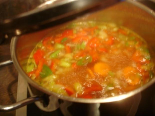 Fischsuppe à la Papa - Rezept - Bild Nr. 8
