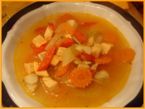 Fischsuppe à la Papa - Rezept - Bild Nr. 12