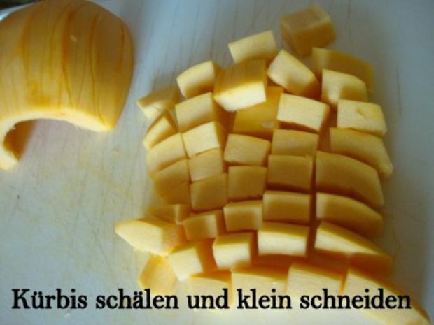 Sweety - Kürbis Marmelade mit Ingwer und Scotch Rosinen - Rezept - Bild Nr. 6